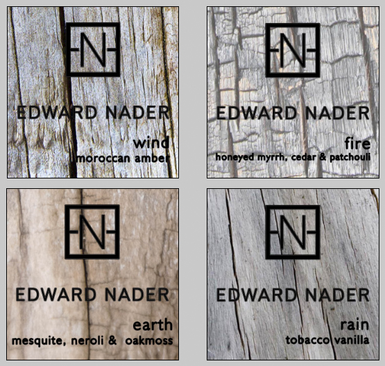 Edward Nader candles are a great way to help you relax.